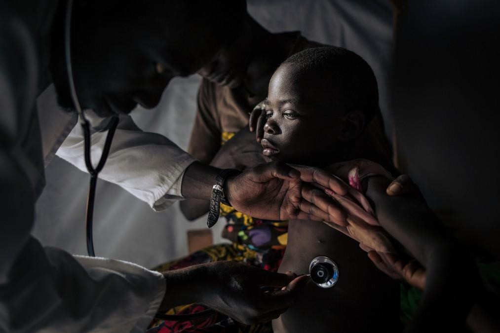 DRC, Democratic Republic of Congo, MSF