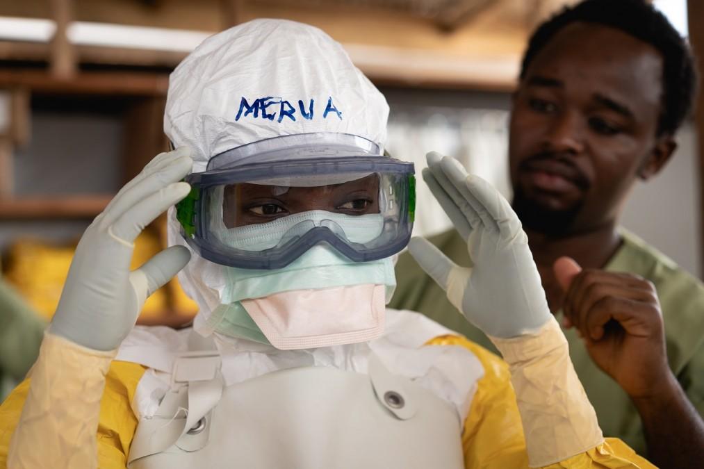 MSF Ebola Beni épidémie 2019