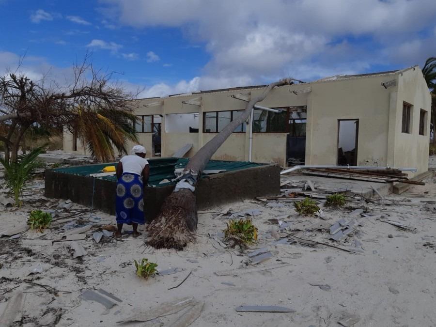 MSF Mozambique Cyclone