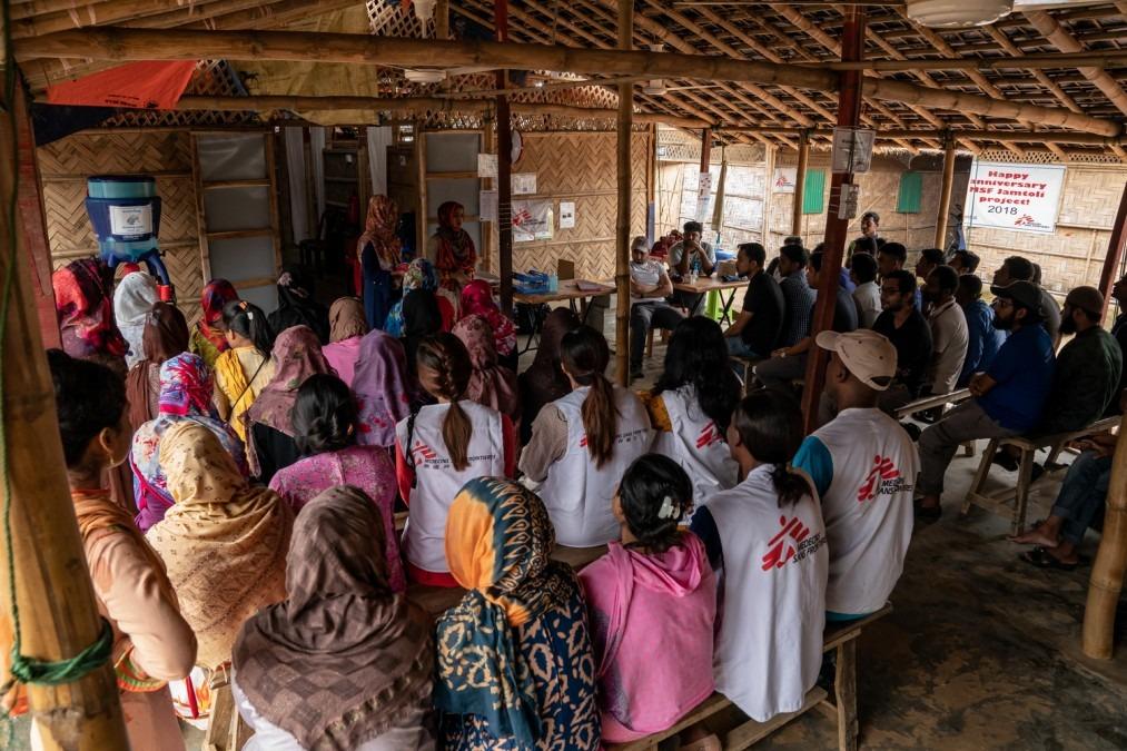 Bangladesh, rohingyas, refugees