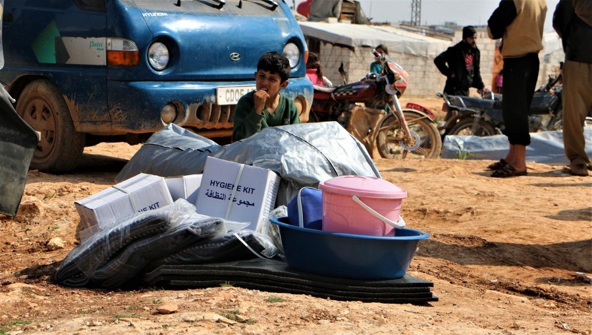 Syrie, Idlib, personnes déplacées, Conflit, Guerre, Covid-19, Coronavirus