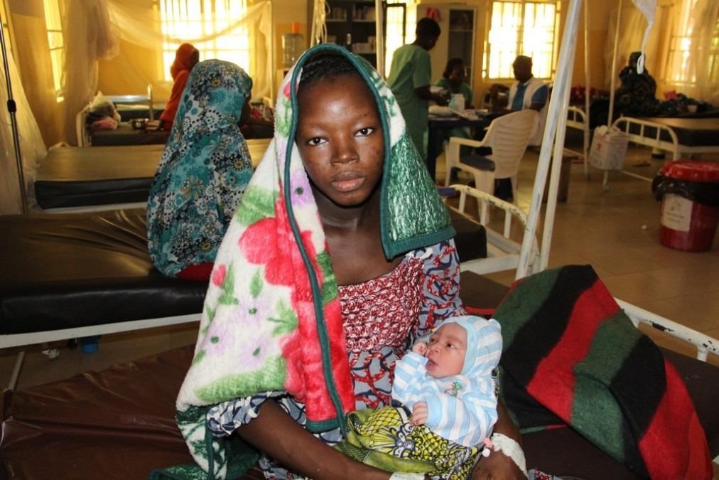 Nigeria, déplacés internes, IDPs, réfugiés