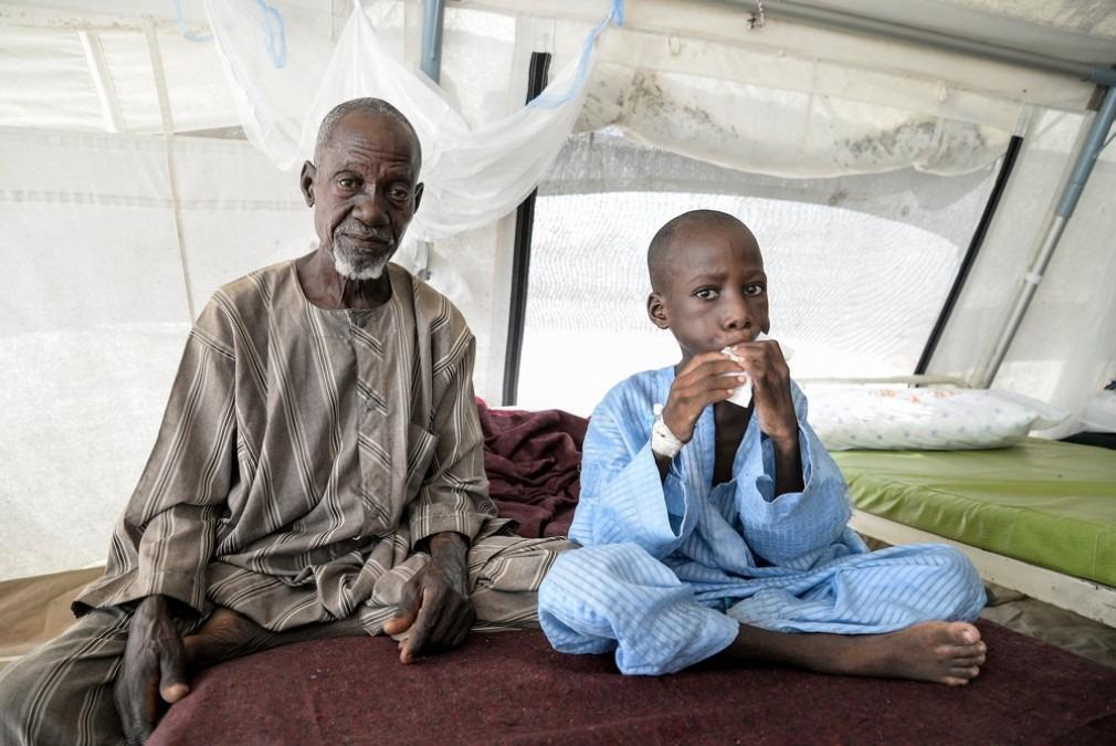 nigéria, famine, déplacés