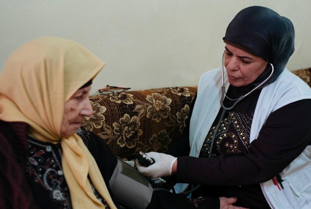 MSF Lebanon Non communicable diseases