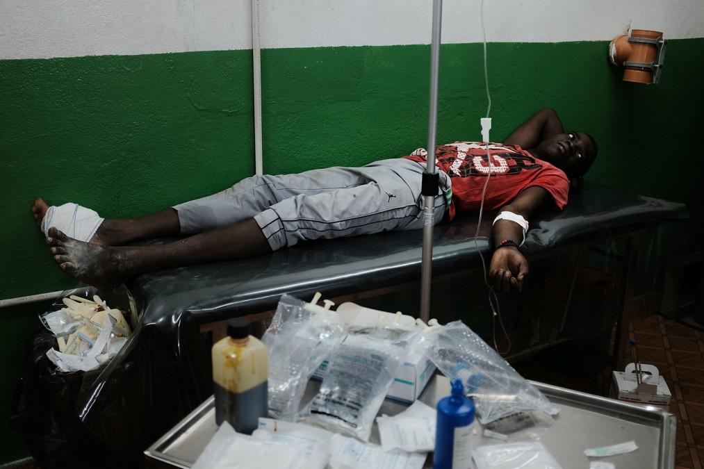 MSF Haïti