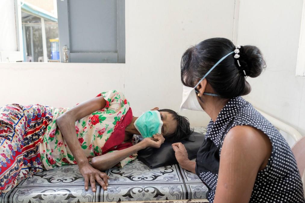 MSF Tuberculose Myanmar