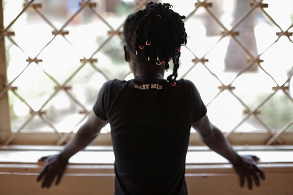Un quart des victimes de violences sexuelles traitées dans la clinique MSF à Bangui ont moins de 18 ans. © MSF/Olivia Watson