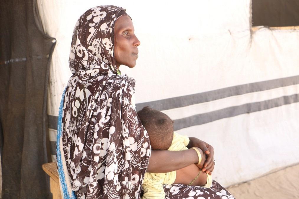 En 2013, la région du lac Tchad a commencé à être confrontée à une grave crise humanitaire et des centaines de milliers de personnes ont été forcées de fuir la violence incessante. Tchad, juillet 2018 © MSF