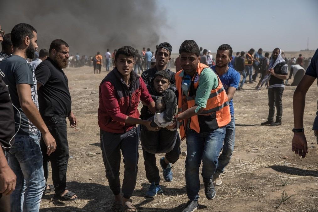 MSF Gaza Palästina