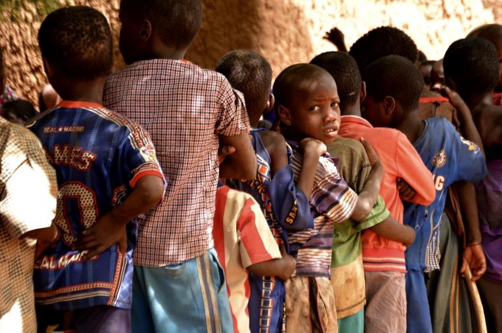 Vaccination contre la méningite au Niger. © Elise Mertens/MSF