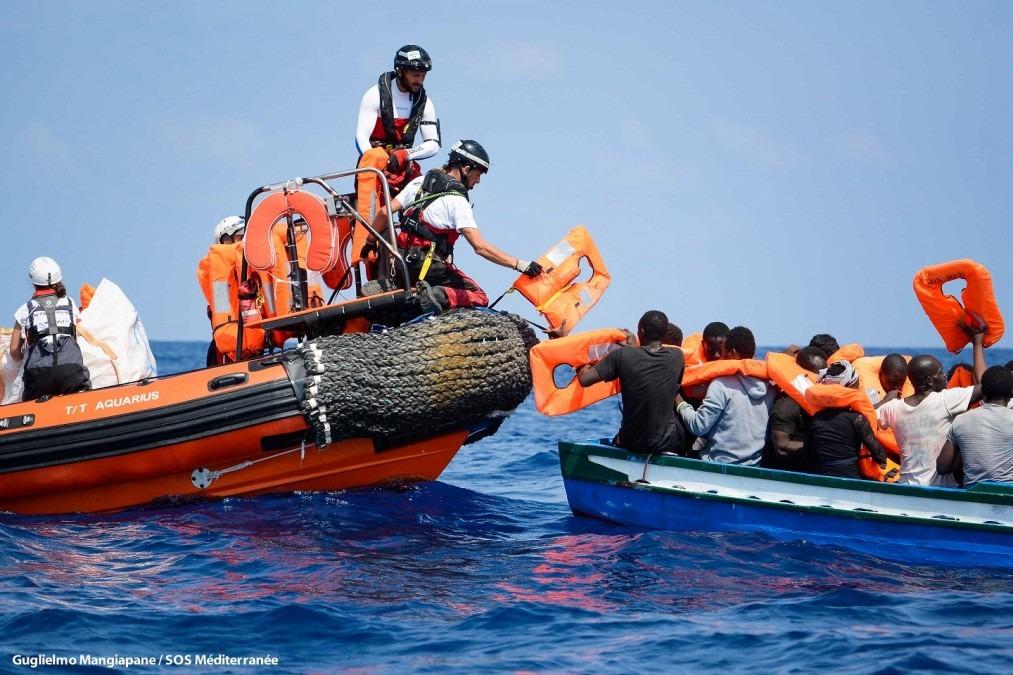 MSF Libya Mediterranean Sea
