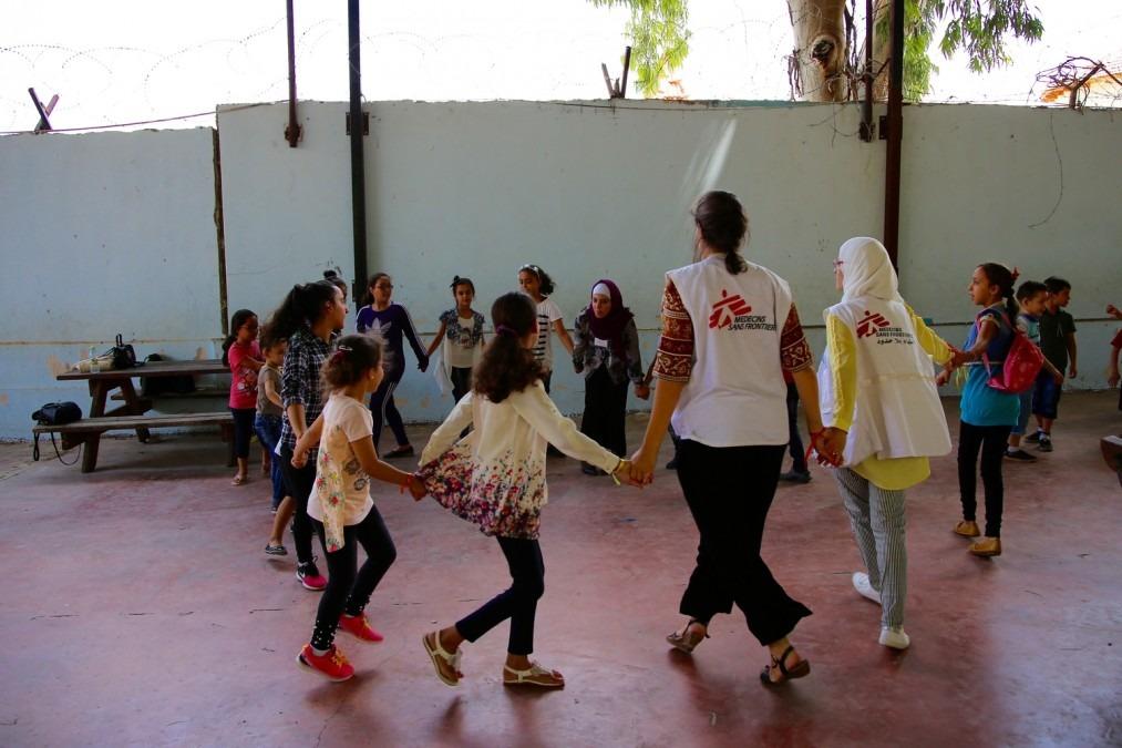 MSF Palestine