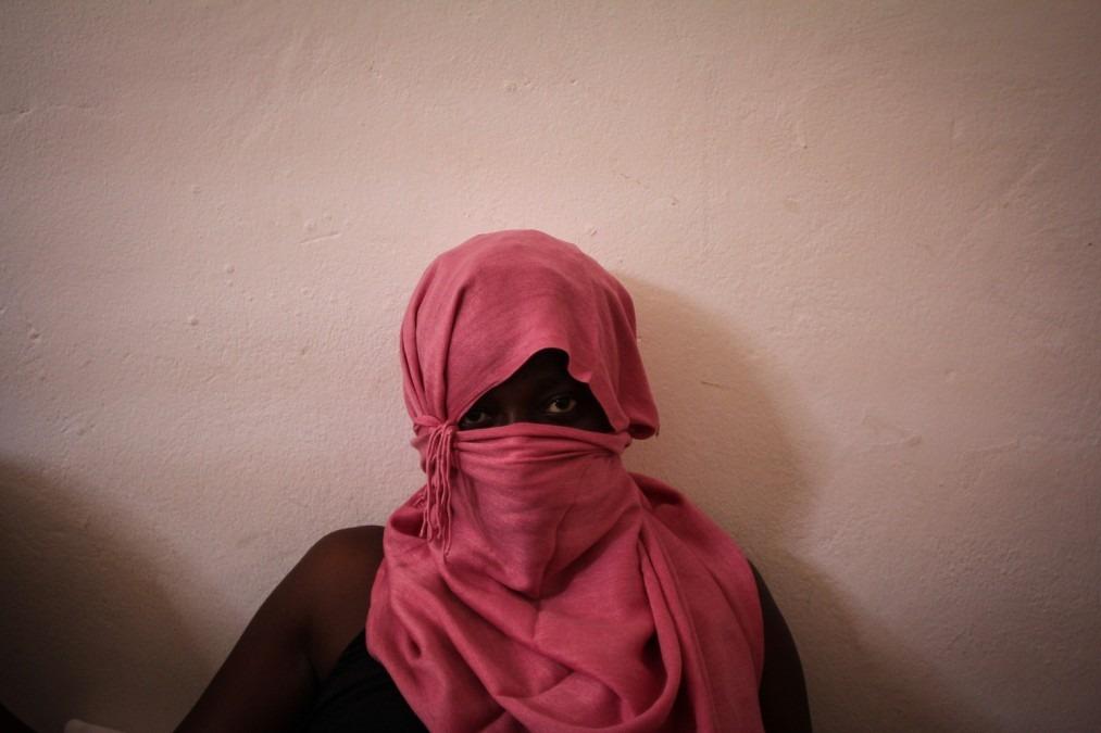 MSF Libye Centre de détention Santé mentale