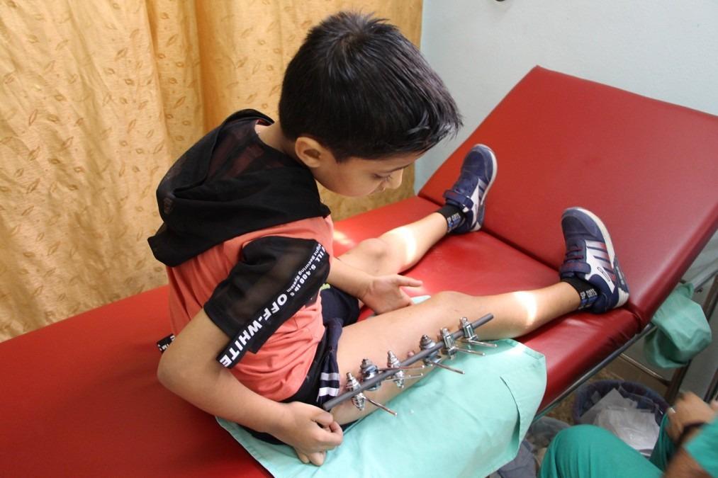 MSF Gaza