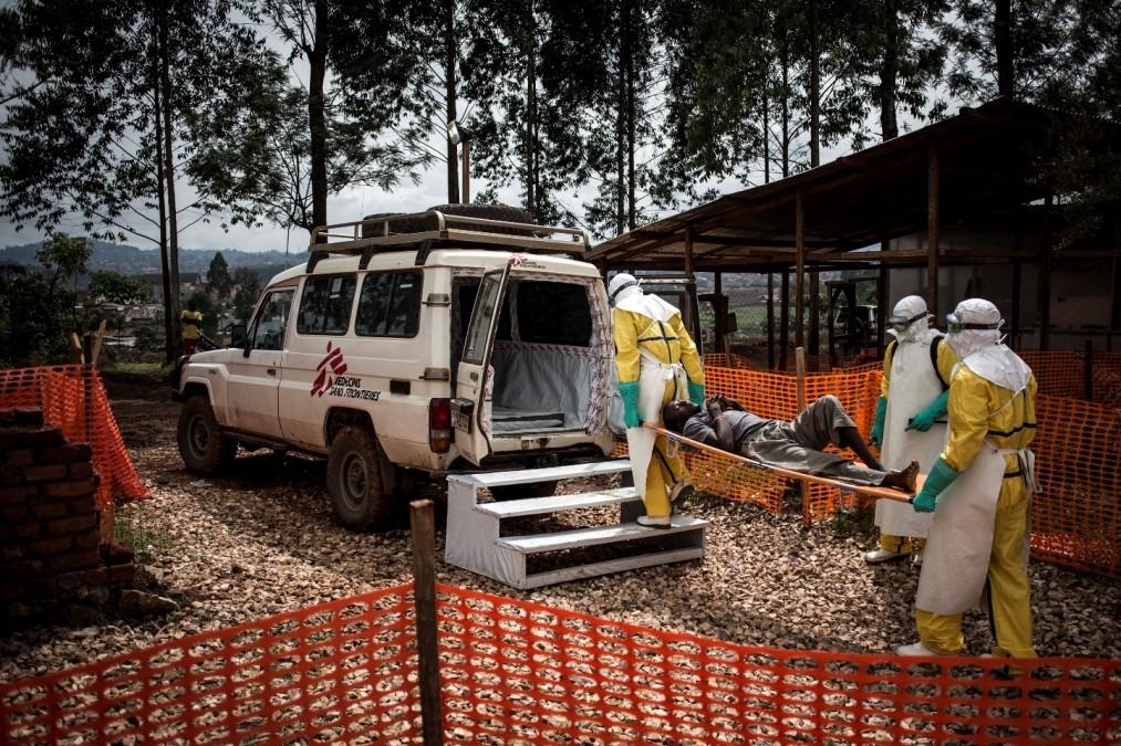Ebola Epidemic MSF