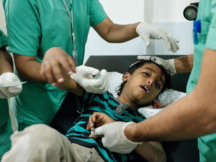 MSF Yémen santé maternelle et infantile