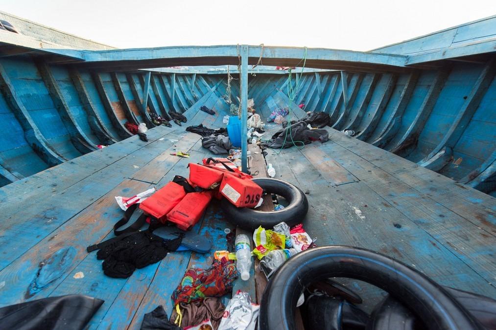 MSF Mer Méditerranée Aquarius