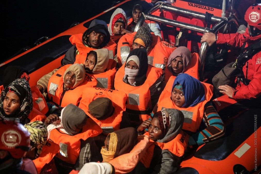MSF Mer Méditerranée