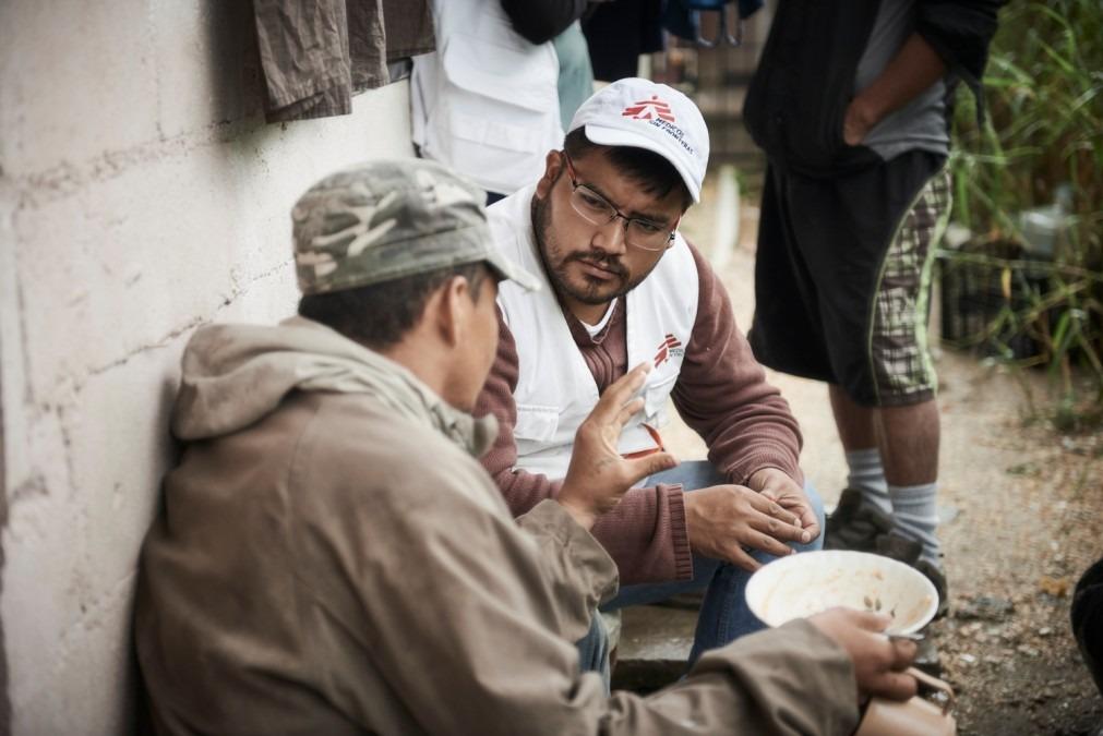 MSF Mexique Route migratoire