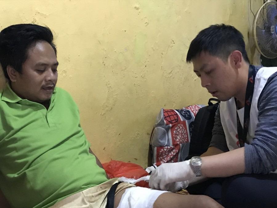 MSF Tsunami Indonesia 2018