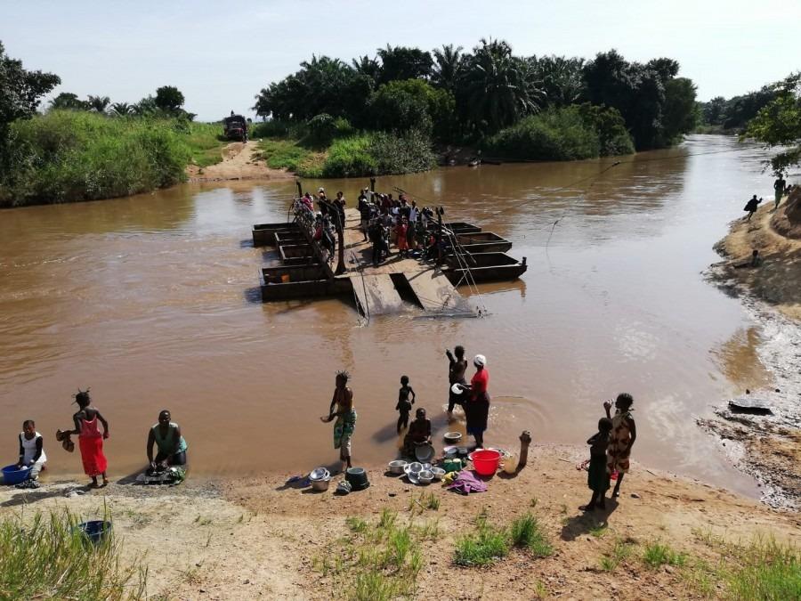 MSF RDC Katanga épidémie rougeole vaccination