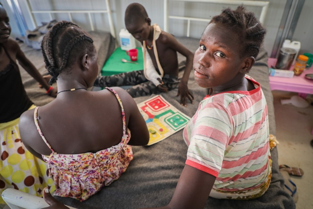 MSF Soudan du Sud morsures de serpents