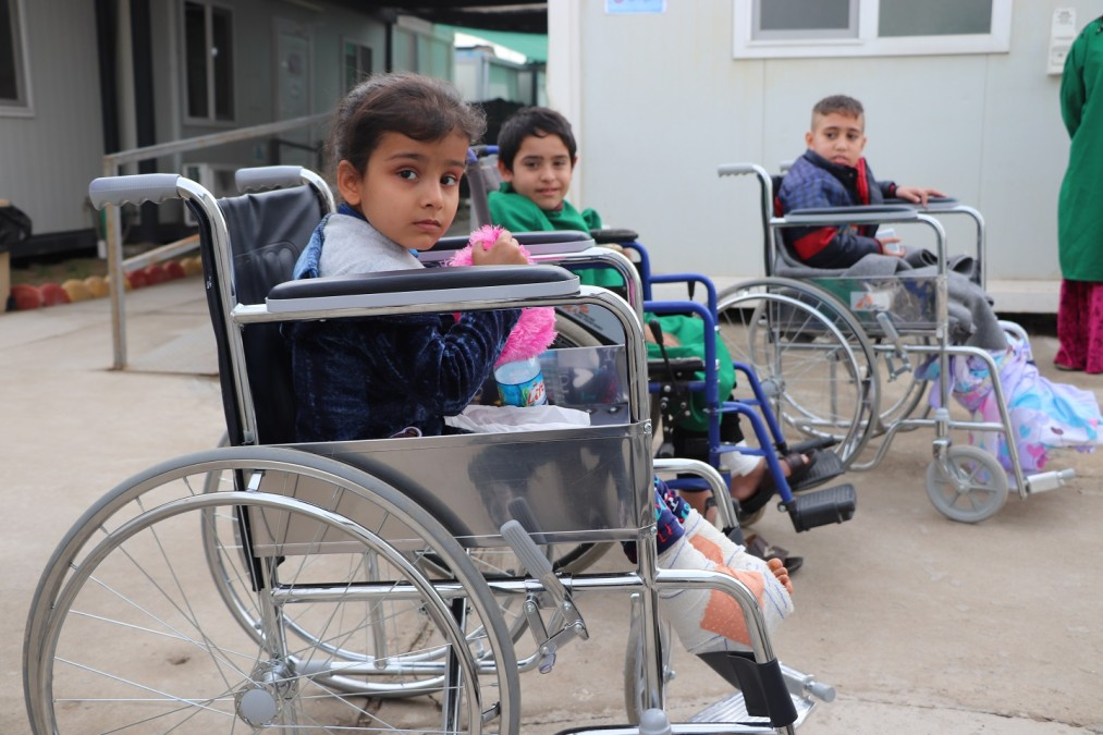 MSF Irak Mossoul