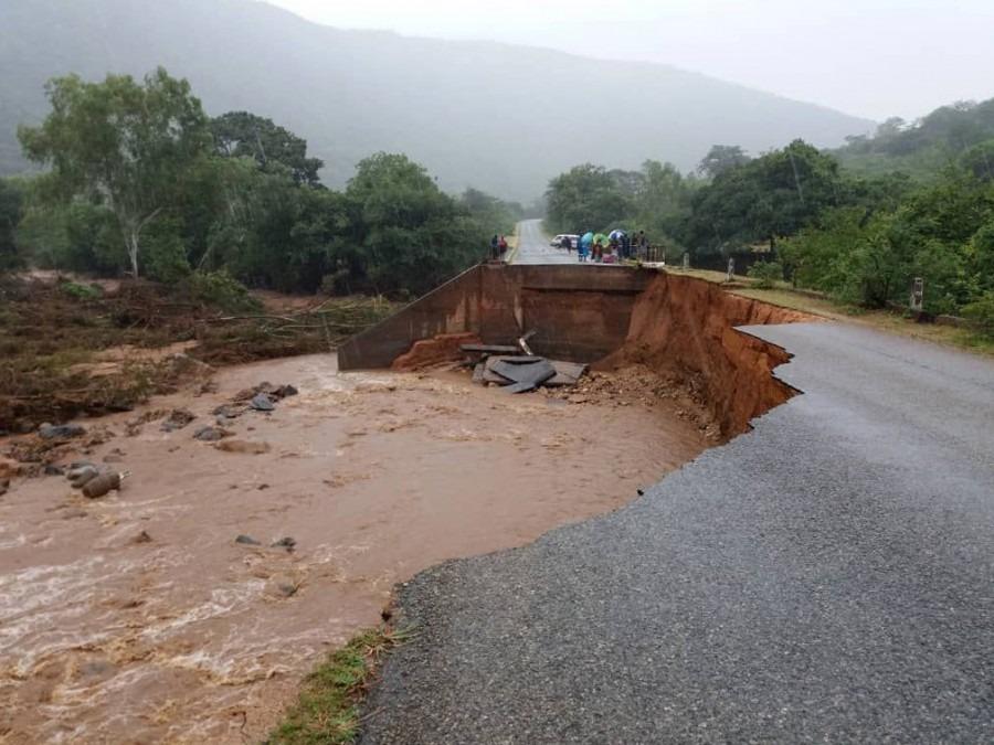 Cyclone Malawi