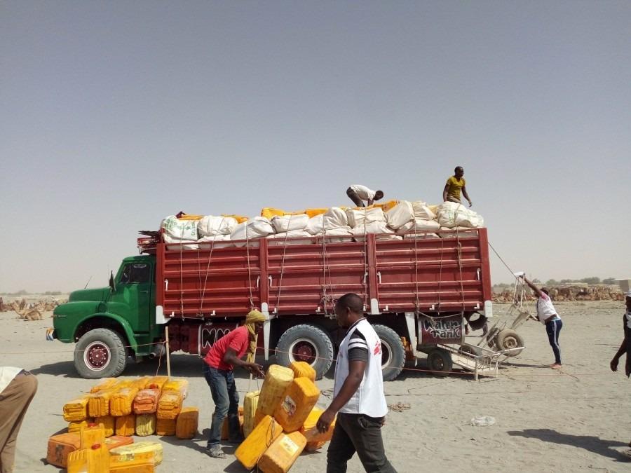 MSF Niger