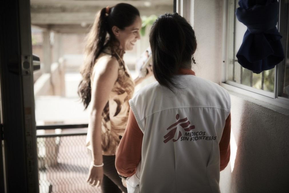 MSF Mexico Sexuelle Gewalt