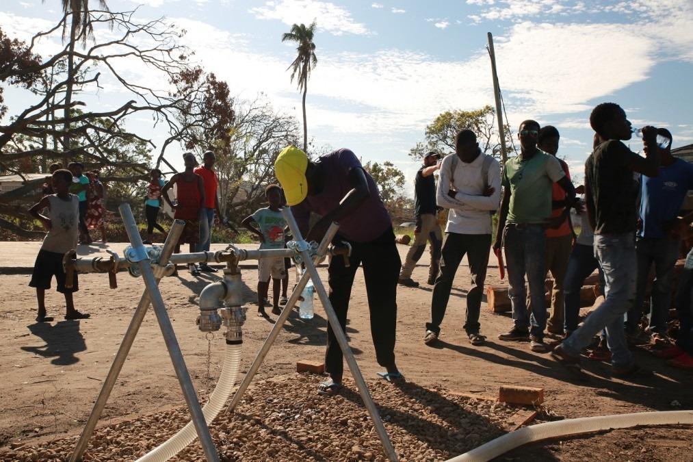 MSF Zyklon Idai Mosambik