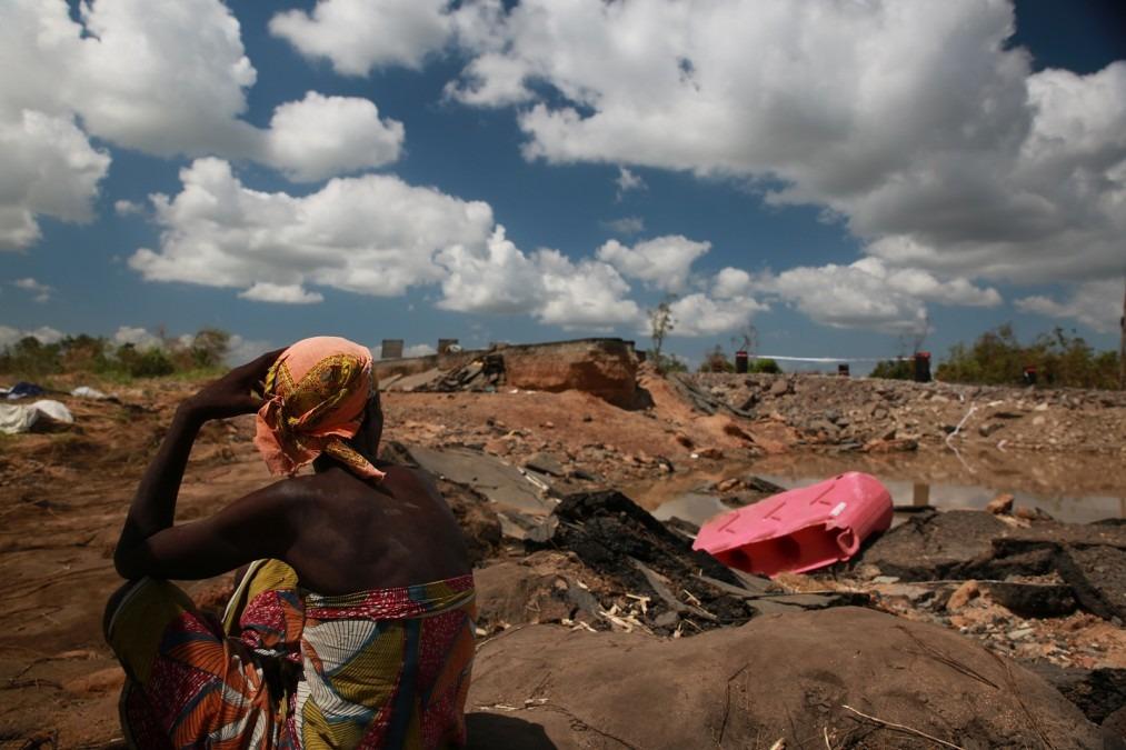 MSF Cyclone Idai Mozambique
