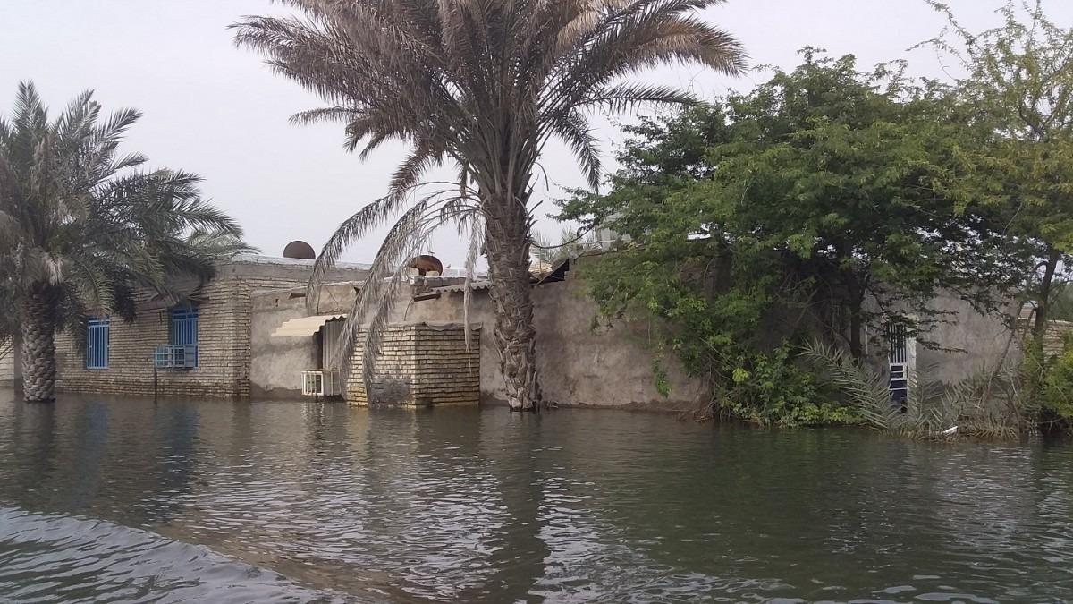 MSF Iran Floods