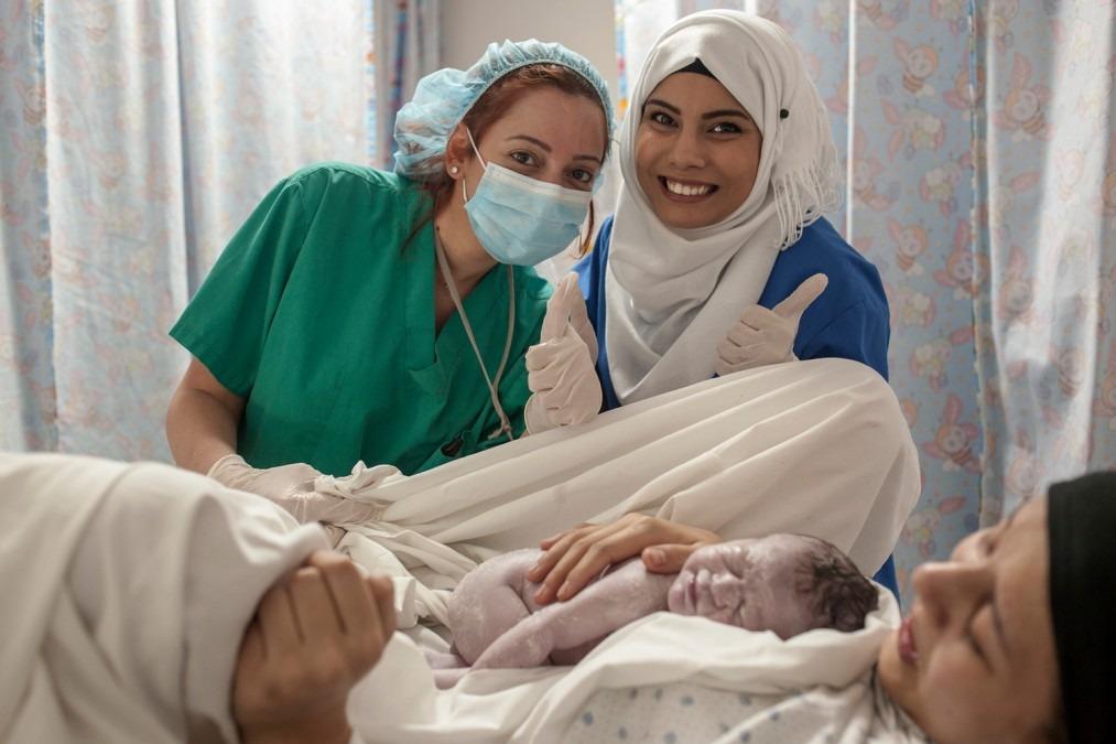 Recherche opérationnelle, maternité, MSF