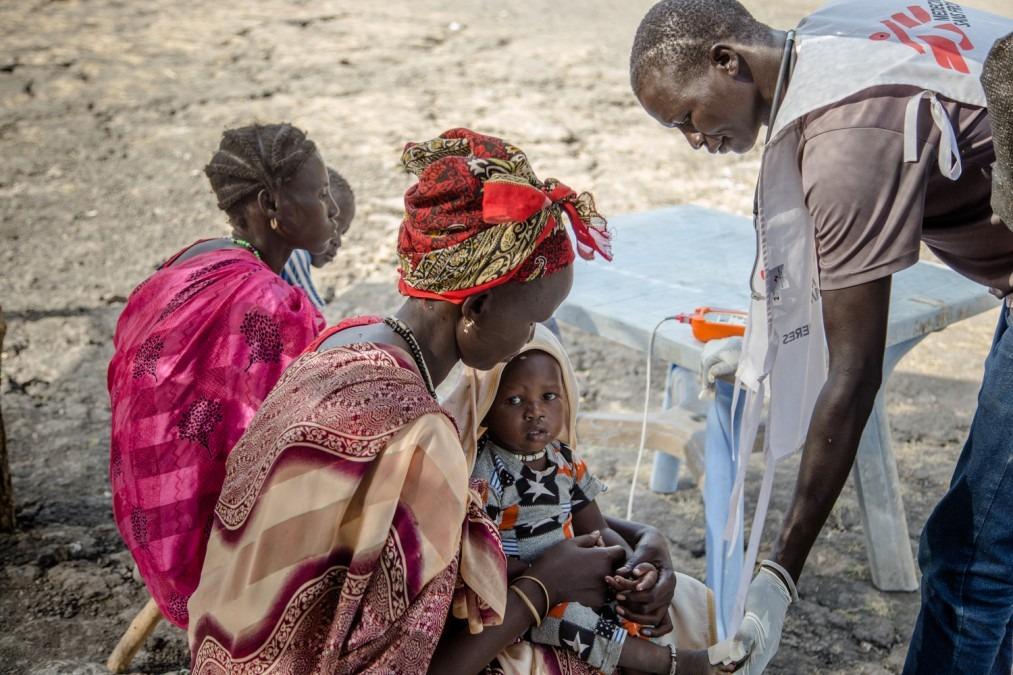 MSF Soudan du Sud