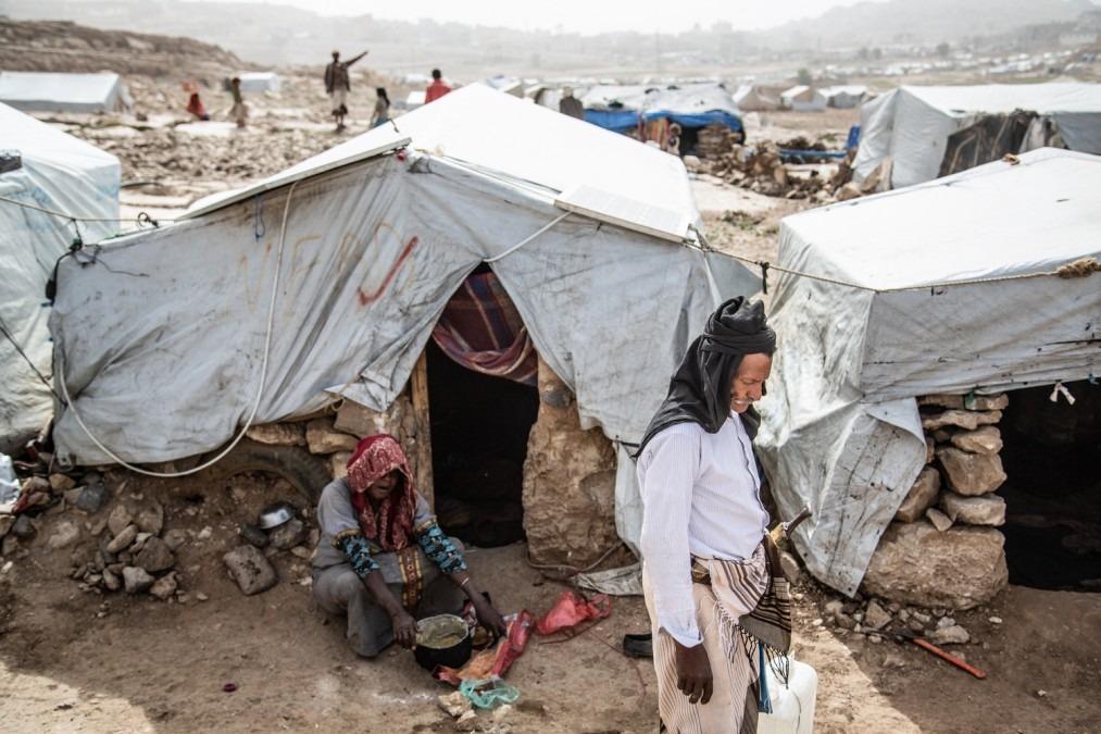 Yémen Dahadh MSF
