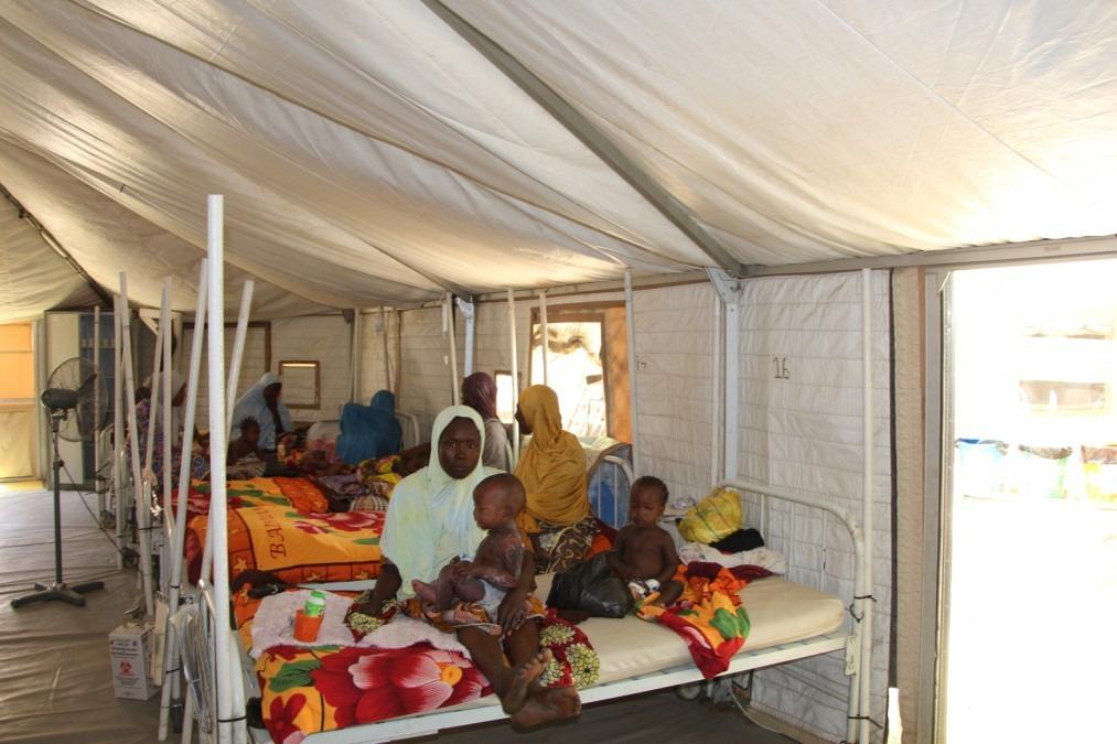 MSF Nigeria Masern