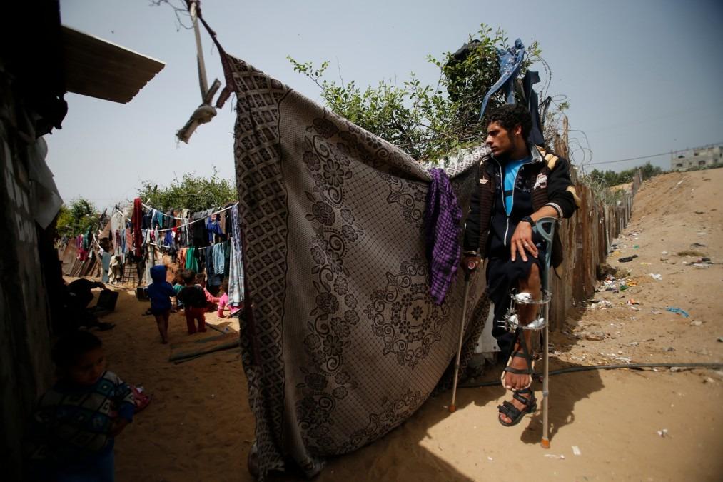 MSF Gaza Palestine