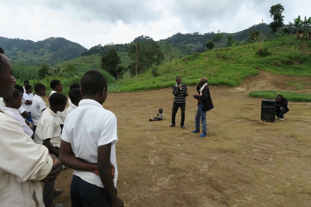 MSF RDC Ebola