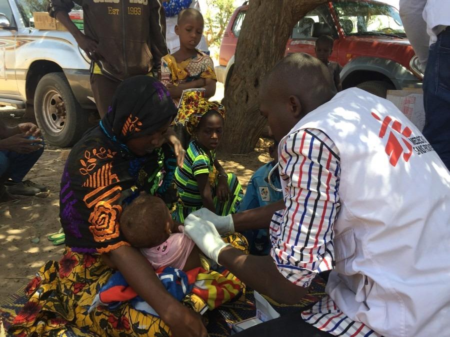 MSF Mali Violences