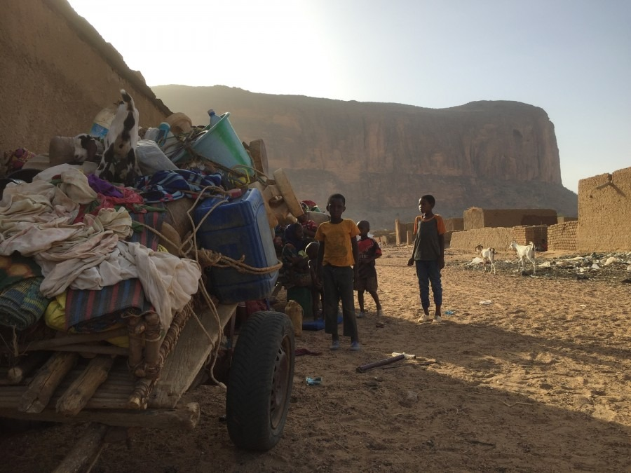 MSF Mali Violence
