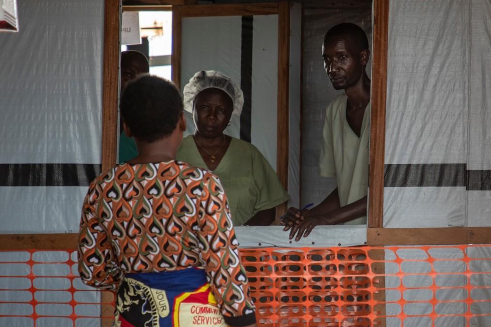 MSF DRC Ebola