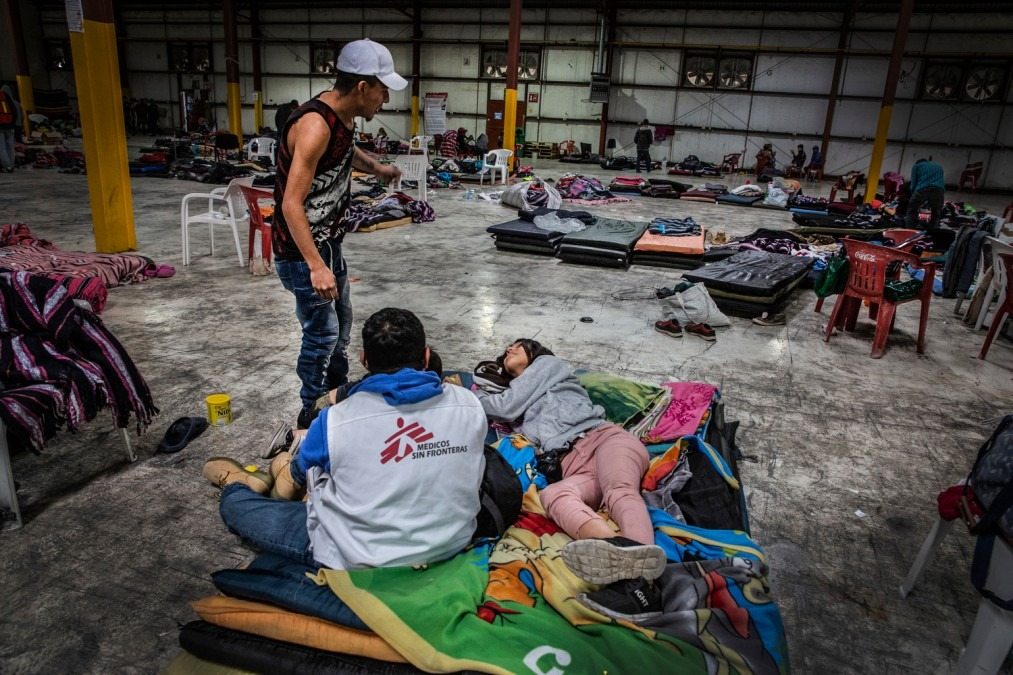 MSF Mexico Migrants