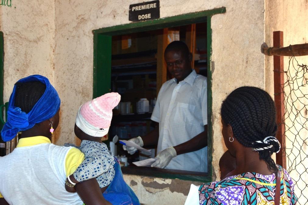 MSF République centrafricaine
