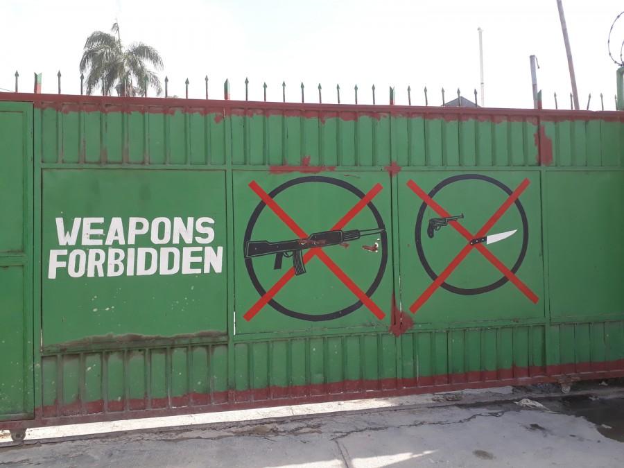 MSF Haïti Violences