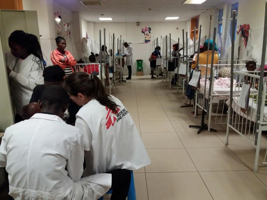 MSF Angola