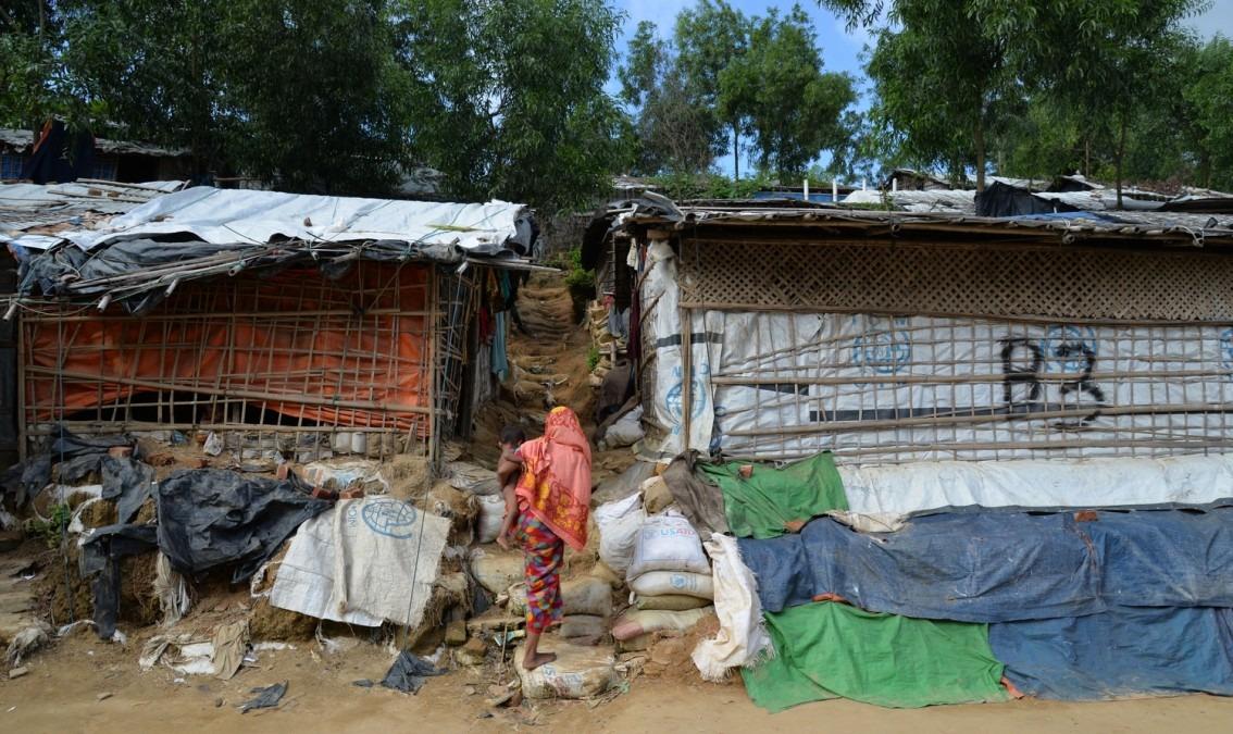 Bangladesh, Rohingyas, Cox's Bazar, Réfugiés, MSF