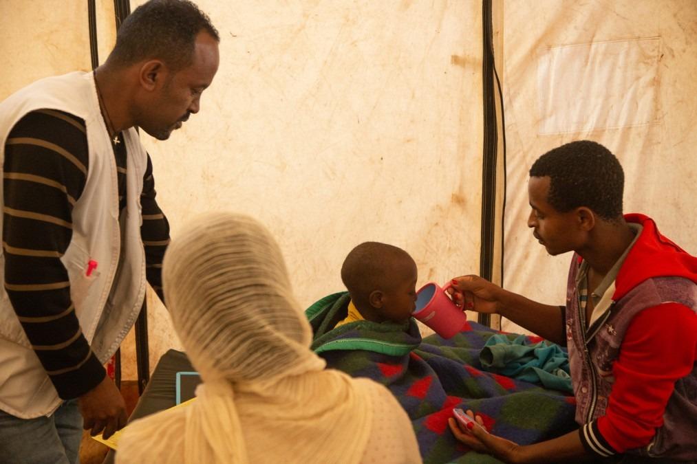 MSF Ethiopia malnutrition
