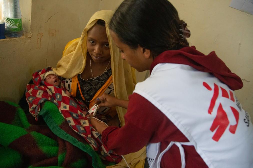MSF Ethiopie