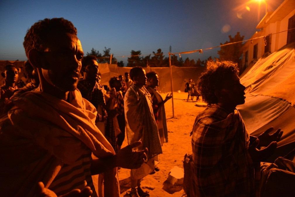 MSF Libya Detention Centre